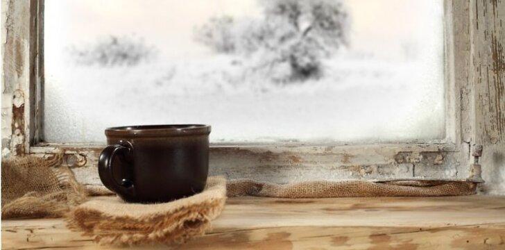 Paprasti, bet veiksmingi patarimai šiltesniems langams