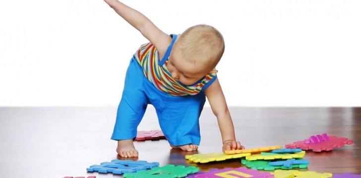 Vienas vaiko lytį lemiančių veiksnių - moters savijauta.
