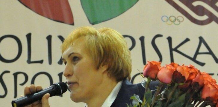 Uljana Semionova (R.Vambuts nuotr.)