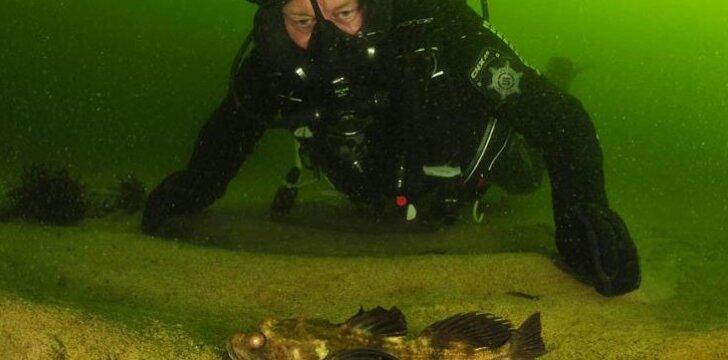 Oceana aplinkosaugininkai tyrė Baltijos jūrą/Carlos Minguell ir Egidijaus Bacevičiaus nuotr.