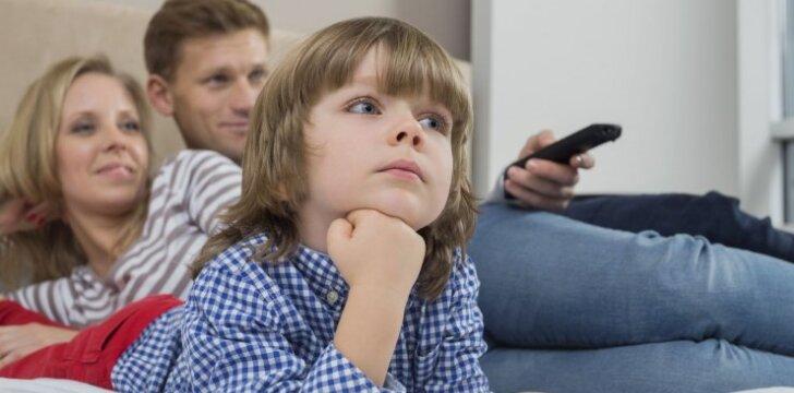 Tyrėjai: daug laiko praleisti kartu su vaikais naudinga ne visuomet