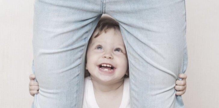 TOP 10 vaizdelių su vaikais: lažinamės, kad kvatosite ir jūs