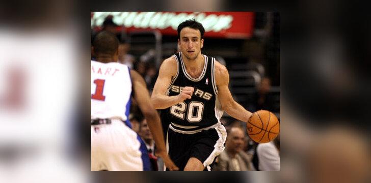 """Emanuel Ginobili (""""Spurs"""")"""