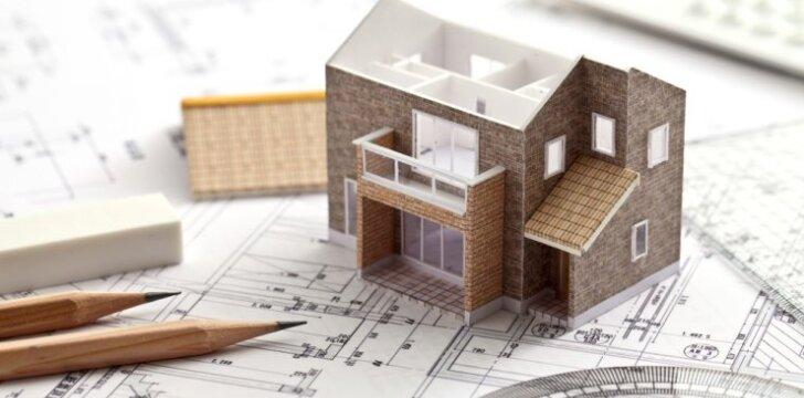 Skaitytojo patirtis: pirmosios problemos rekonstruojant namą