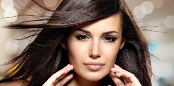 Laimėkite priemonių, kurios rūpinasi ir saugo plaukus. Laimėtojai