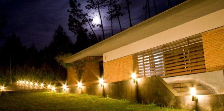 Kaip išsirinkti lauko šviestuvus?