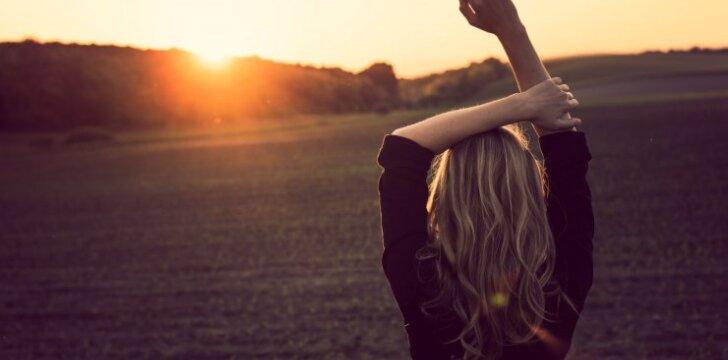 Nustebsite, kiek šilumos ir meilės atsiras jūsų gyvenime