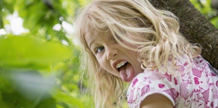 Mažo vaiko pykčio priepuoliai: kaip elgtis tėvams