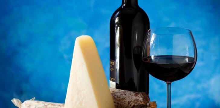 Vyno ir maisto derinimas – 7 taisyklės