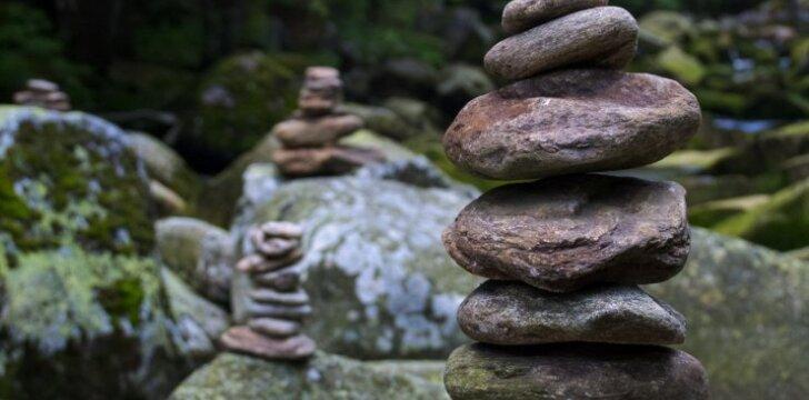 Akmenys alpinariumams, tvoroms ir kraštovaizdžiui - kur juos rinkti, o kur geriau neliesti?