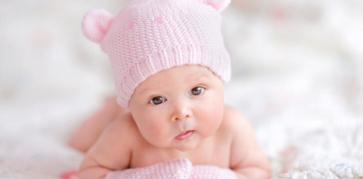 Tik 3 raidės: trumpiausi vaikų vardai Lietuvoje