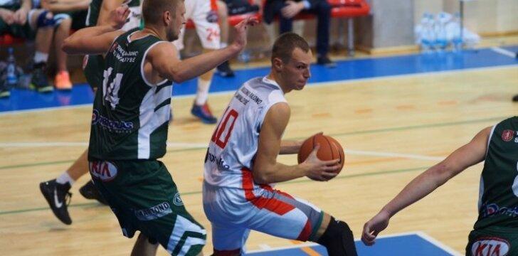 Prasidėjo NKL čempionatas