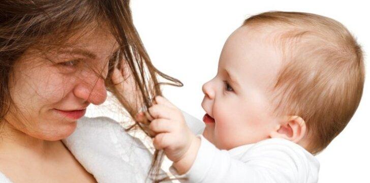 Kaip sustabdyti plaukų slinkimą