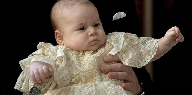 """Pirmosios karališkojo kūdikio Kalėdos <sup style=""""color: #ff0000;"""">FOTO</sup>"""