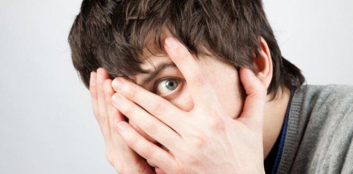 """Didžiausios vyrų baimės <span style=""""color: #ff0000;""""><sup>ko JIE bijo?</sup></span>"""