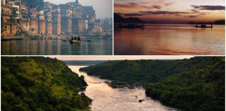 Gražiausios upės