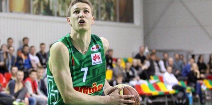 Lietuvos 18-mečiai Kinijoje laimėjo visus tris turnyrus