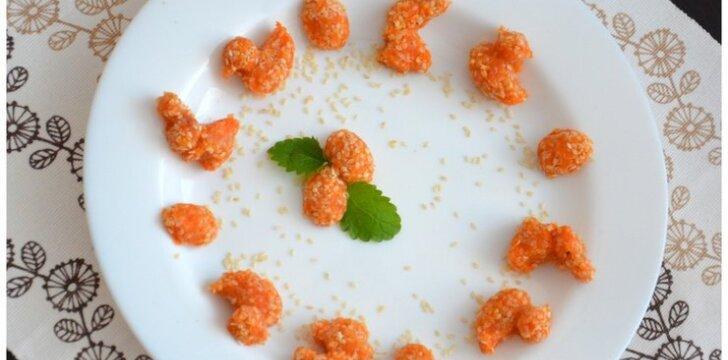 """Nekepti morkų skanėstai zuikučiams ir vaikams <sup style=""""color: #ff0000;"""">mamos receptas</sup>"""