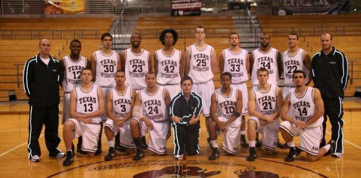 """Texas A&M"" krepšinio komanda (hoopscribe.com nuotr.)"