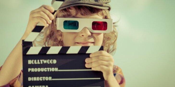 Šio savaitgalio spektakliai ir filmai vaikams