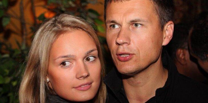 Jurgita Jurkutė ir Rytis Širvaitis