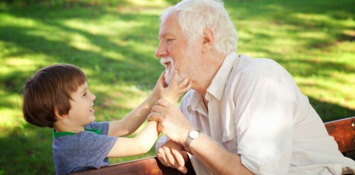 Auginant vaikus vien meilės neužtenka
