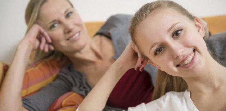 Intymioji higiena: kaip ją supranta mama ir dukra?