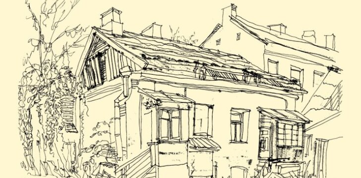 Senovinis Vilnius