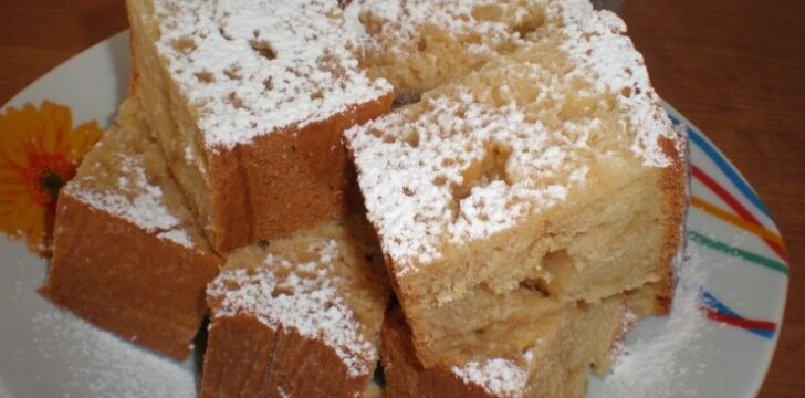 Kertam lažybų – pigesnio ir tokio skanaus pyrago nesate ragavę