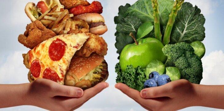 Mitybos specialistė: kurie maisto produktai didina cholesterolio kiekį?