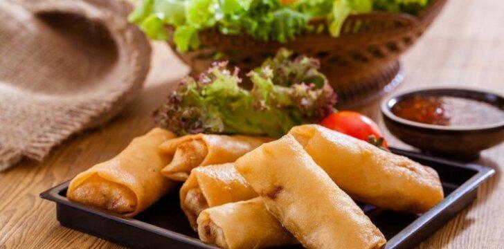 Tailandietiškas vakarėlis: ką pagaminti greitai ir skaniai