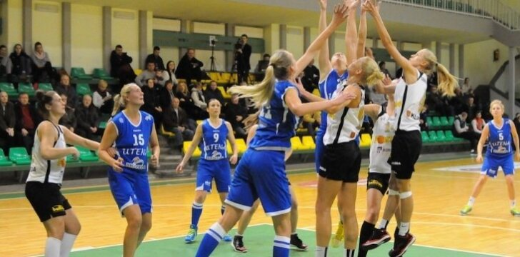 LMKL čempionato dvikova Klaipėdoje