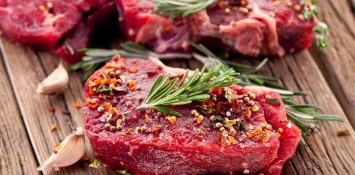 Trys mitai apie mėsos ruošimą