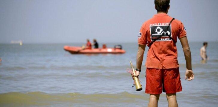 Drama prie jūros ir protu nesuvokiamas tėvo poelgis