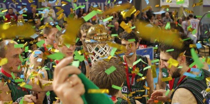 LKF didžiosios taurės aštuonetas – aiškus, poros – dar ne