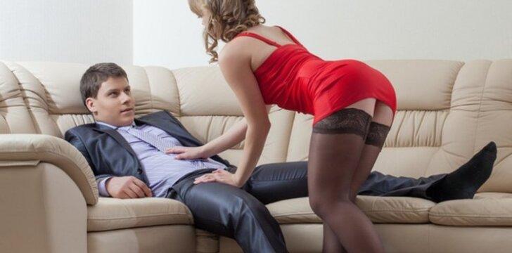 Menama istorija apie prostitučių išprievartautą Maskvos policijos stažuotoją kelia aistras