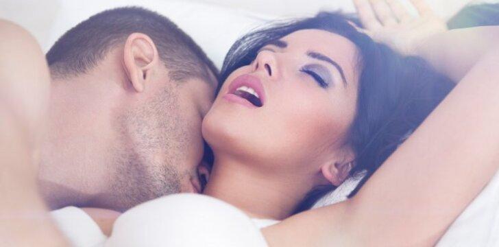 7 dalykai seksualiniam gyvenimui paįvairinti