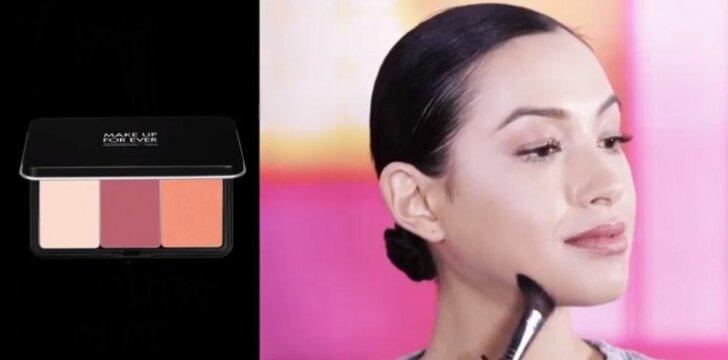 """VIDEO PAMOKA: kaip modeliuoti veidą """"draping"""" technika"""