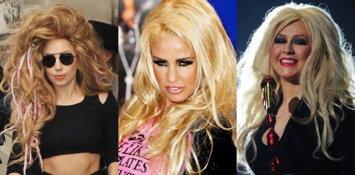 """Prasčiausiai <span style=""""color: #c00000;"""">priaugintų plaukų</span> savininkės"""