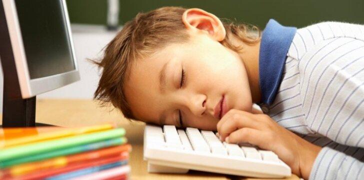 Psichologė: ar tėvai turi padėti savo vaikams ruošti pamokas?