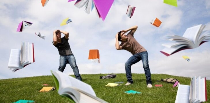 Egzaminų baimė: ar įmanoma ją įveikti?