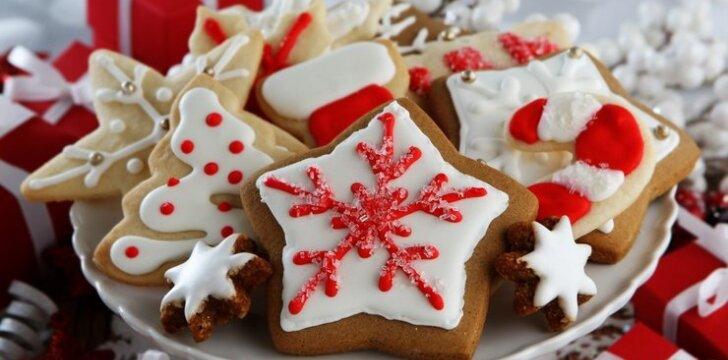 Penki patarimai tinginiams, kaip lengvai iškept KALĖDINIUS sausainius