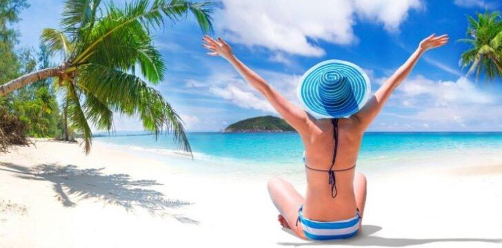 Ruošiatės į paplūdimį? Jums tikrai prireiks šių priemonių! Laimėtojai