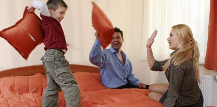 10 patarimų, kad vaikai labiau gerbtų savo tėvus