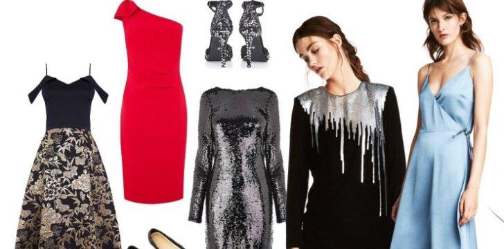 4 šventinių suknelių tendencijos, kurias verta įsidėmėti