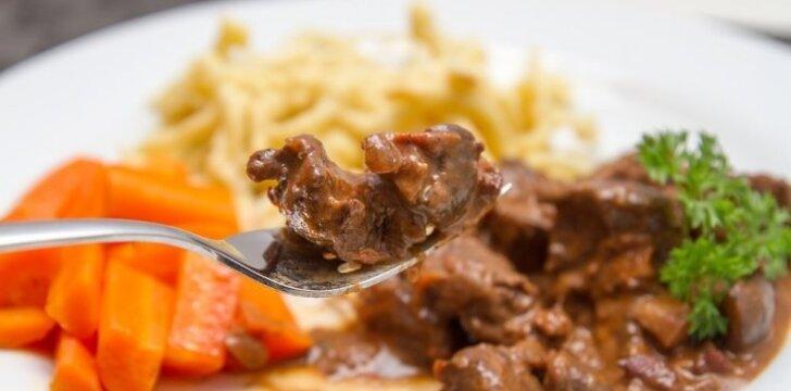 """5braškių TOP 3: populiariausi <span style=""""color: #ff0000;"""">2014-ųjų mėsos patiekalai</span>"""