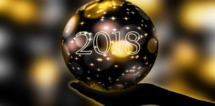 Didysis 2018-ųjų horoskopas: ko ateinančiais metais tikėtis skirtingiems Zodiako ženklams