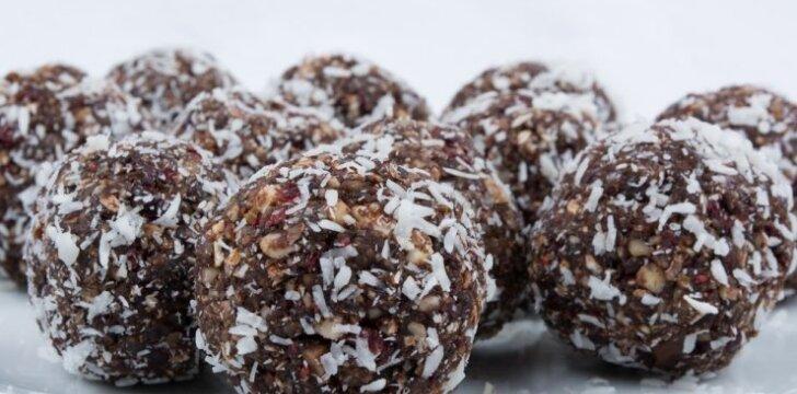 TOP 5 receptai: kuo pakeisti saldumynus?