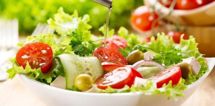 Ekspertai pataria: ką geriausia valgyti pavasarį?