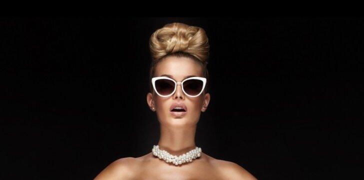 Prancūziškas stilius – laimėkite elegantiškus akinius nuo saulės! Laimėtoja